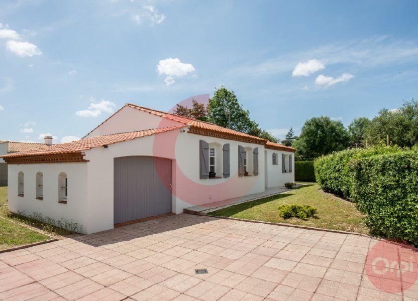 Maison à vendre 129.72m2 à Challans