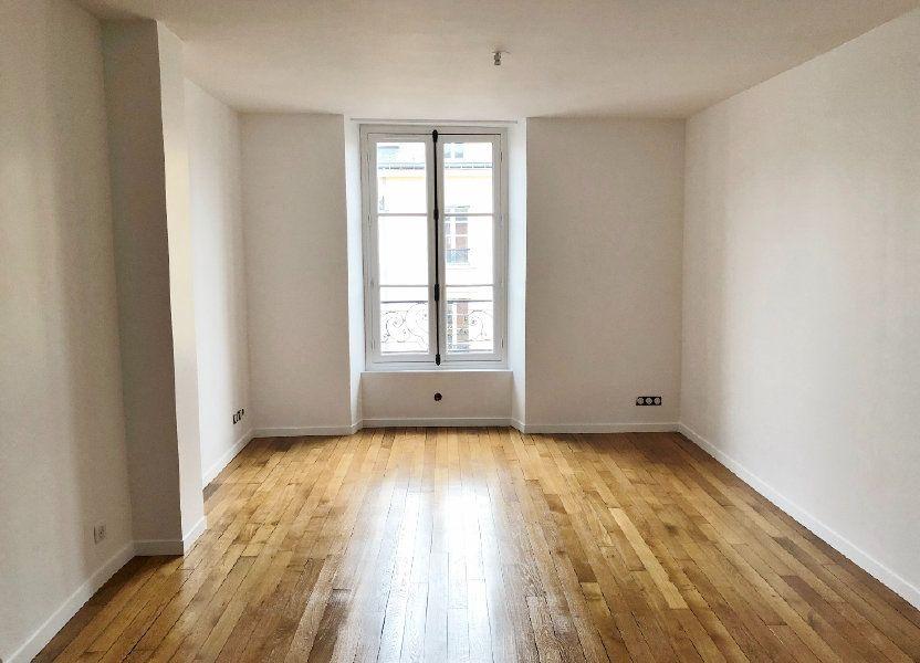 Appartement à louer 46.27m2 à Versailles