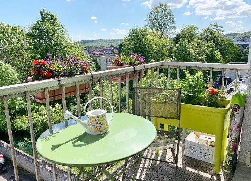 Appartement à vendre 57.53m2 à Versailles