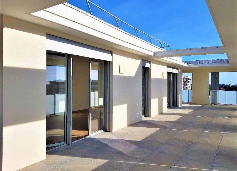 Appartement à vendre 156m2 à Castelnau-le-Lez