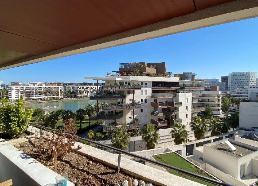 Appartement à louer 39.5m2 à Montpellier