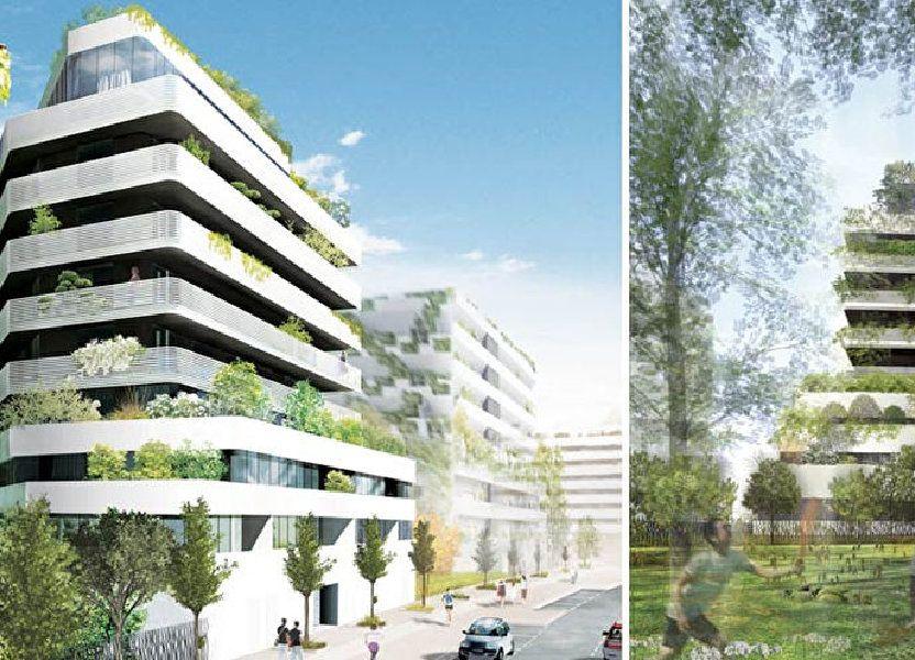 Appartement à vendre 114m2 à Montpellier