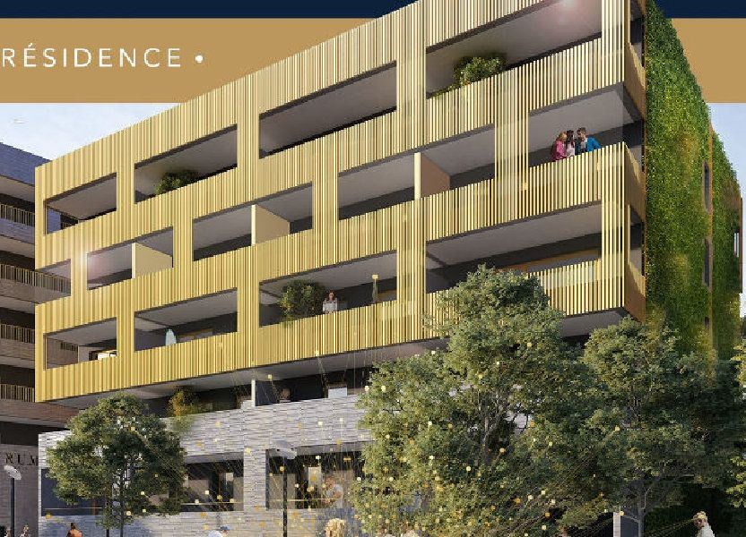 Appartement à vendre 55m2 à Montpellier