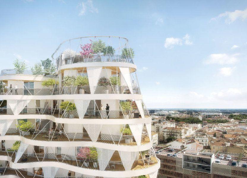 Appartement à vendre 112m2 à Montpellier