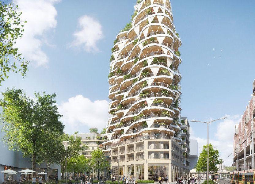Appartement à vendre 91m2 à Montpellier