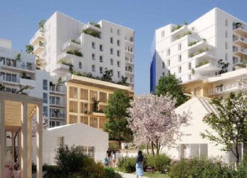Appartement à vendre 47m2 à Montpellier