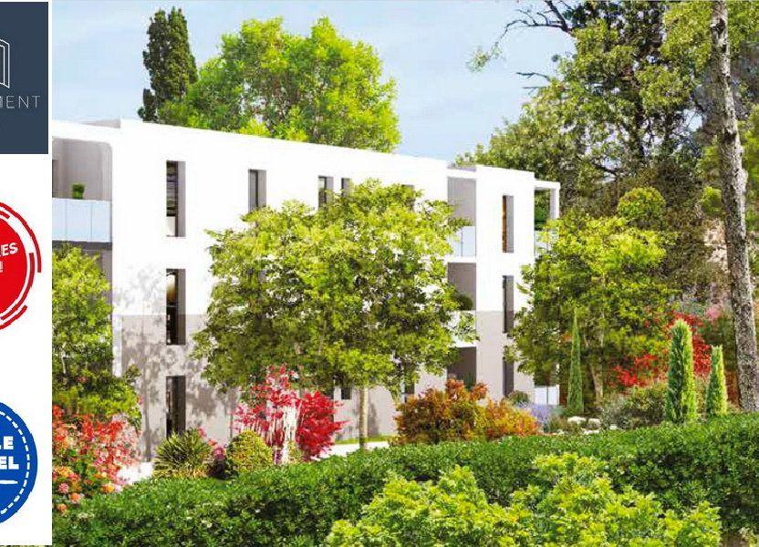 Appartement à vendre 38m2 à Montpellier