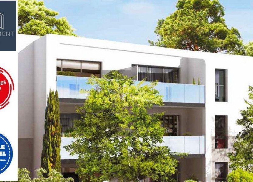 Appartement à vendre 60m2 à Montpellier