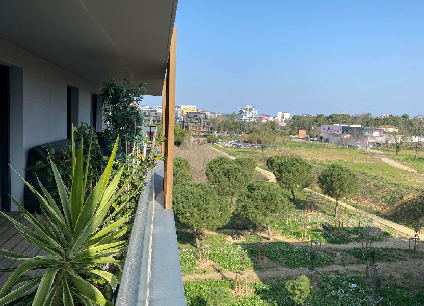 Appartement à vendre 103m2 à Montpellier