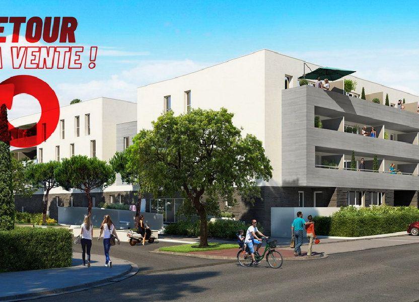 Appartement à vendre 42.5m2 à Montpellier