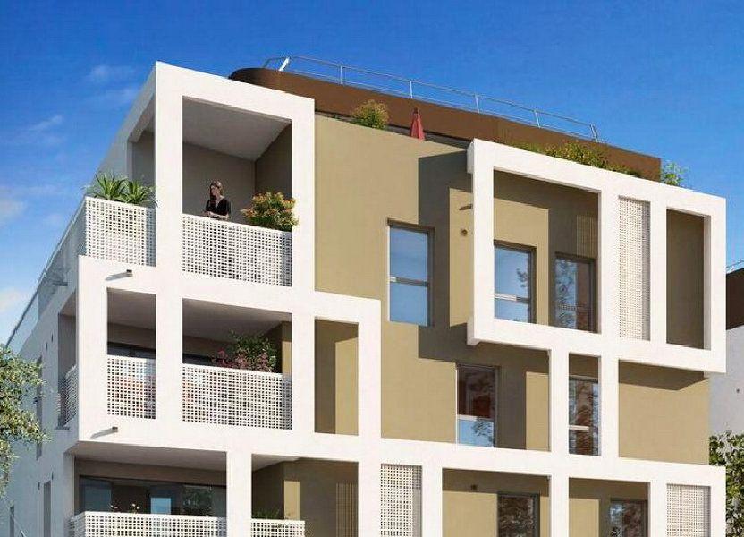 Appartement à vendre 23m2 à Montpellier