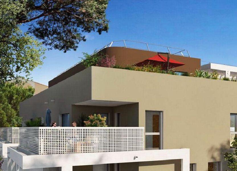 Appartement à vendre 80.3m2 à Montpellier