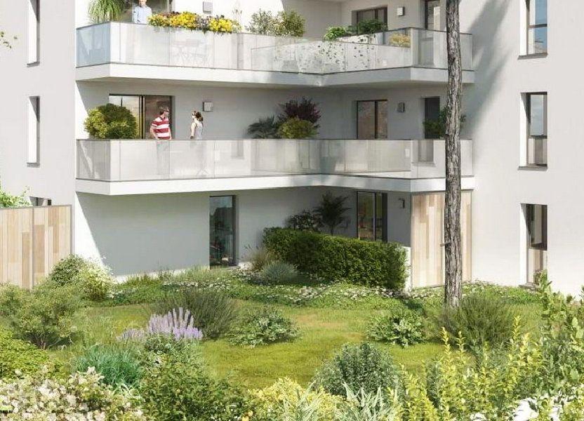 Appartement à vendre 75.8m2 à Montpellier