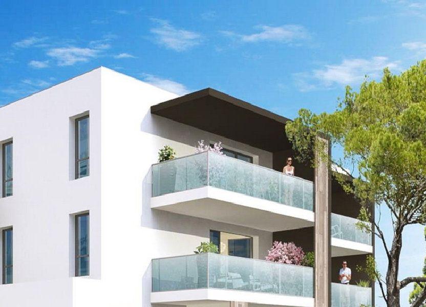 Appartement à vendre 75.7m2 à Montpellier