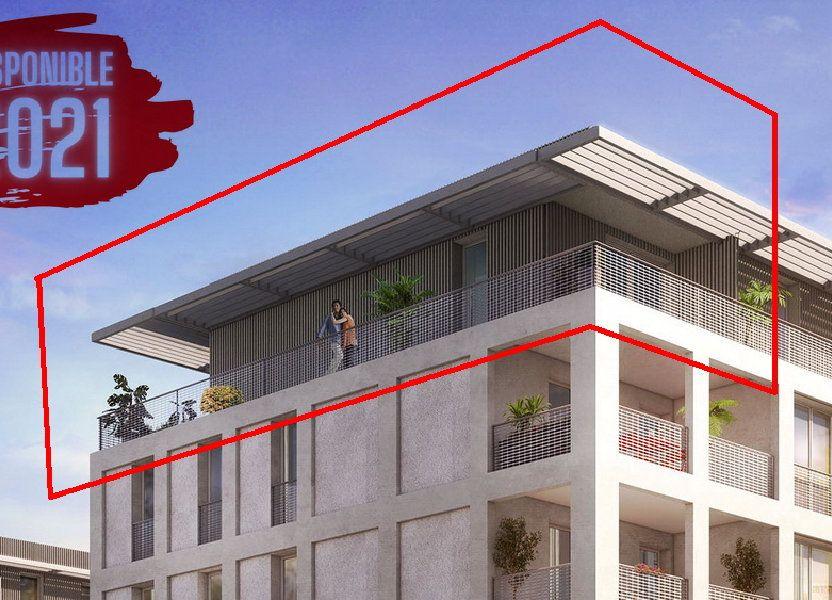 Appartement à vendre 89m2 à Montpellier