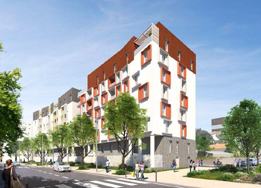 Appartement à vendre 46.5m2 à Montpellier
