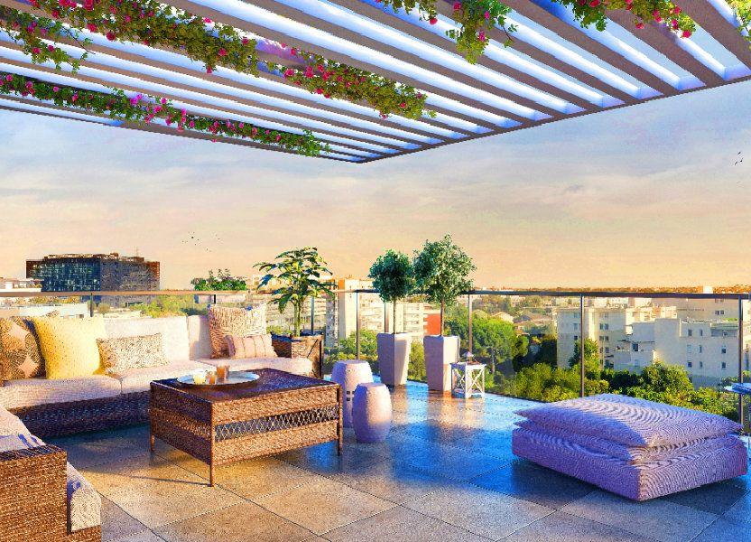 Appartement à vendre 53m2 à Montpellier