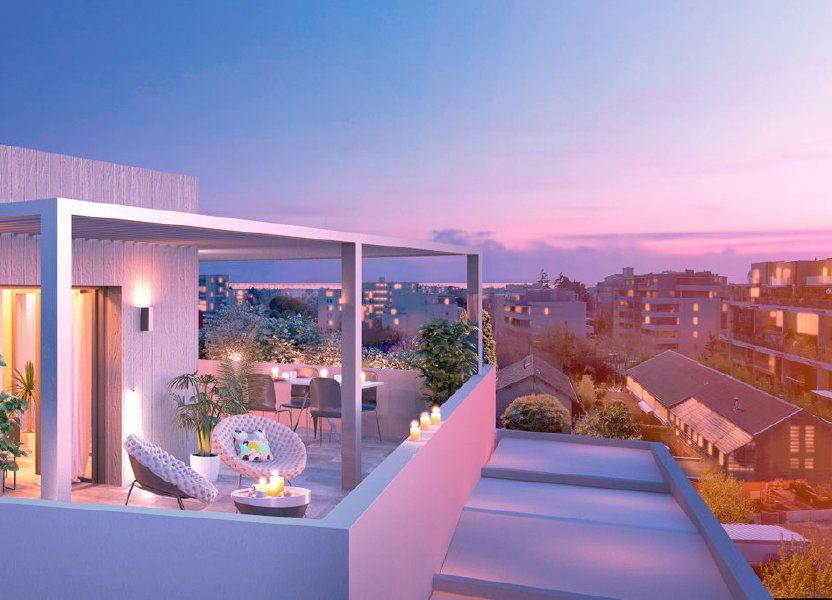 Appartement à vendre 122m2 à Montpellier