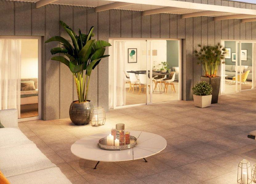 Appartement à vendre 69m2 à Montpellier