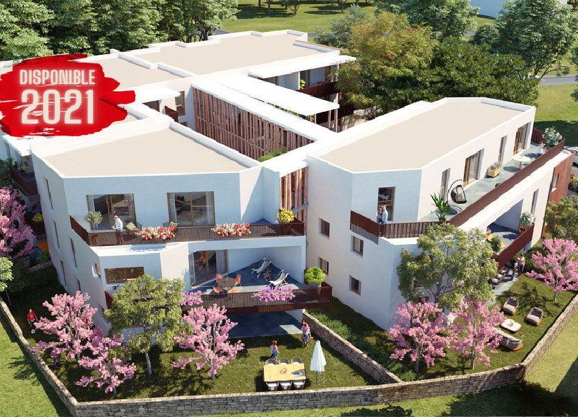 Appartement à vendre 45.5m2 à Montpellier