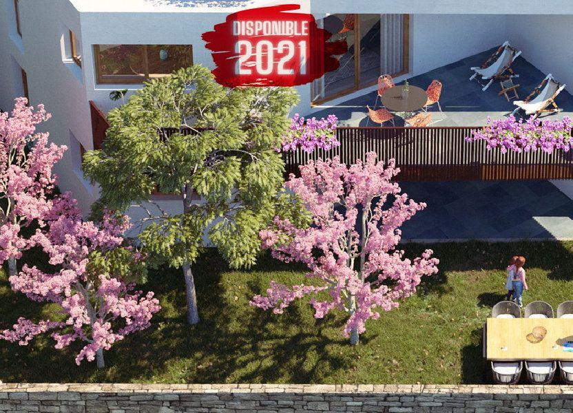 Appartement à vendre 65.1m2 à Montpellier