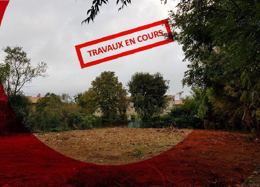 Appartement à vendre 56m2 à Montpellier
