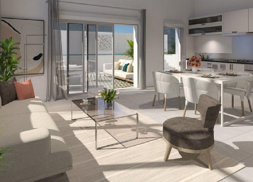 Appartement à vendre 88m2 à Montpellier