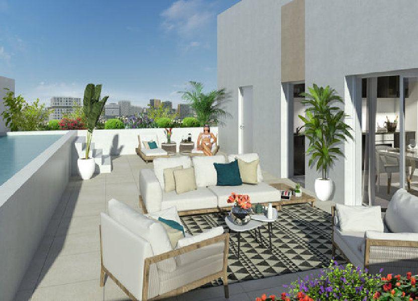 Appartement à vendre 145m2 à Montpellier