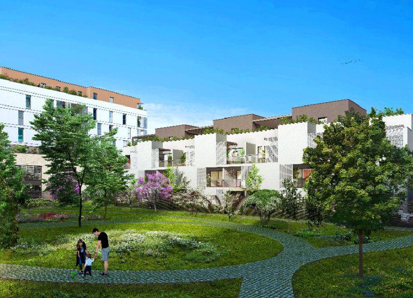 Appartement à vendre 59m2 à Montpellier