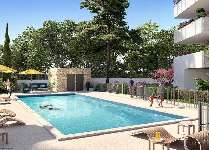 Appartement à vendre 28m2 à Montpellier