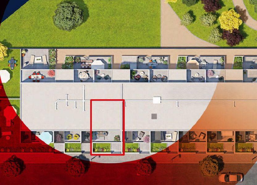 Appartement à vendre 58m2 à Montpellier