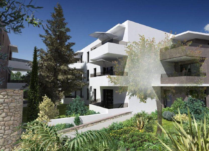 Appartement à vendre 44.6m2 à Montpellier
