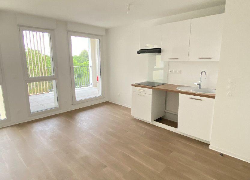 Appartement à louer 37.81m2 à Montpellier