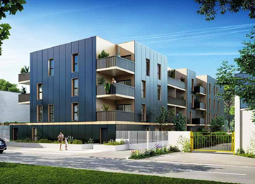 Appartement à vendre 41m2 à Montpellier