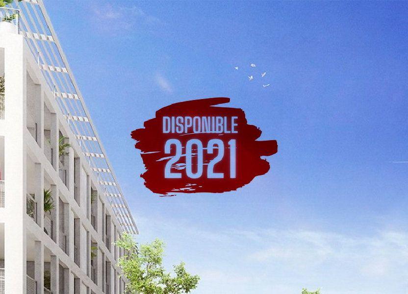 Appartement à vendre 57m2 à Montpellier