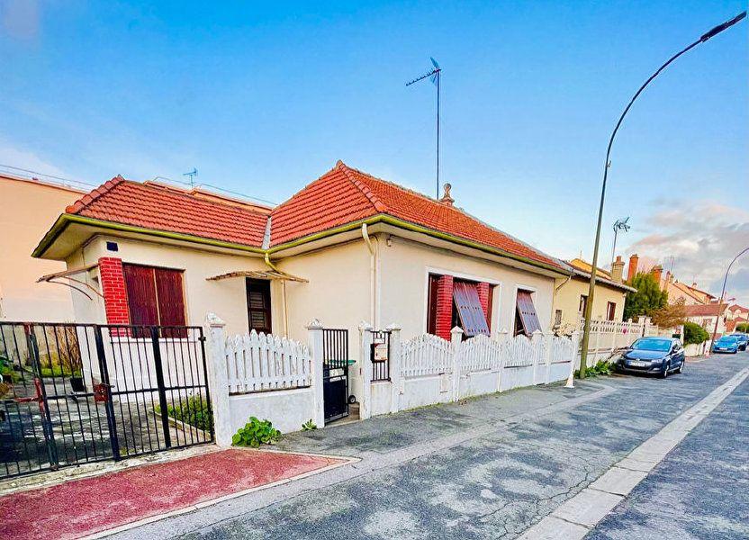 Maison à vendre 82m2 à Villejuif
