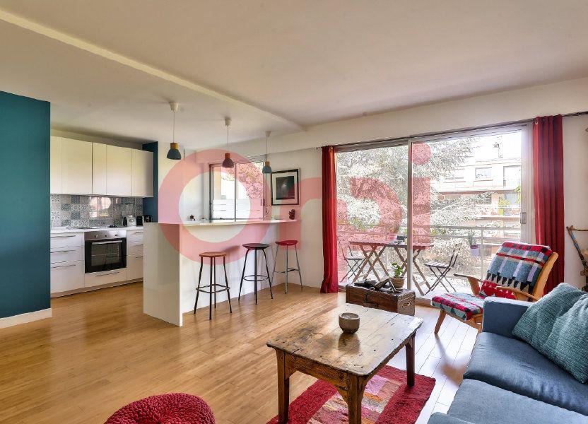 Appartement à vendre 53.47m2 à Villejuif