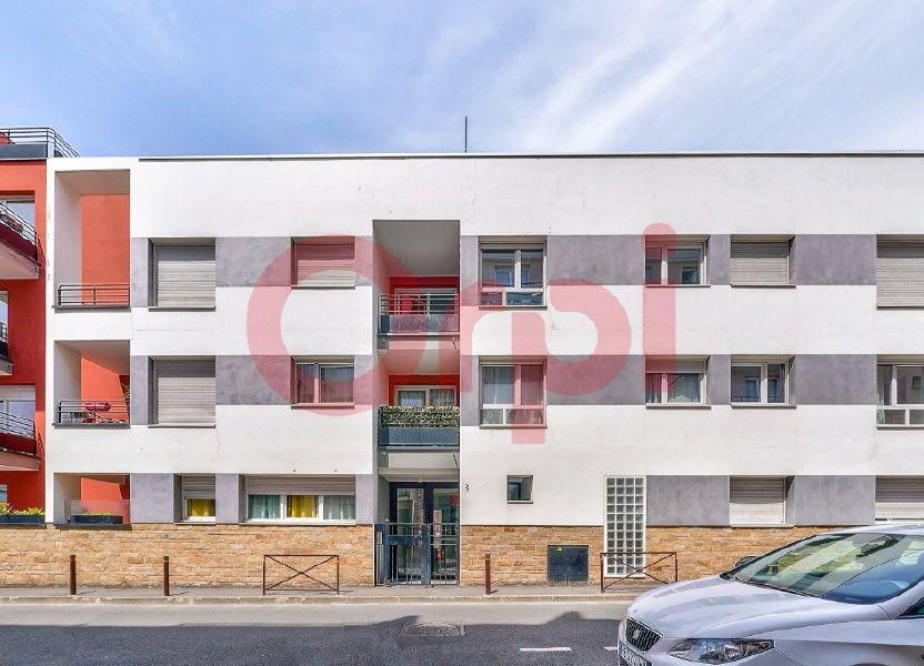 Appartement à vendre 42.8m2 à Villejuif