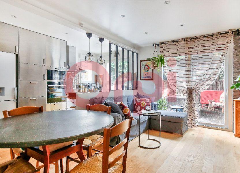 Appartement à vendre 72.07m2 à Villejuif