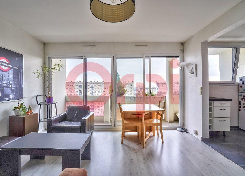 Appartement à vendre 33.99m2 à Villejuif