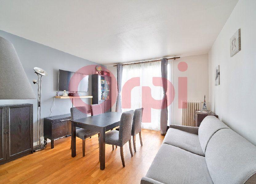 Appartement à vendre 56.7m2 à Villejuif