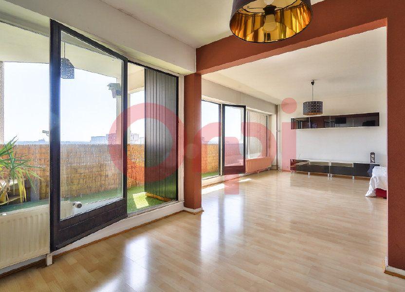 Appartement à vendre 83m2 à Villejuif