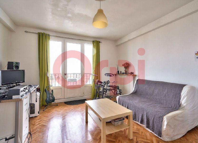 Appartement à vendre 42.59m2 à Villejuif