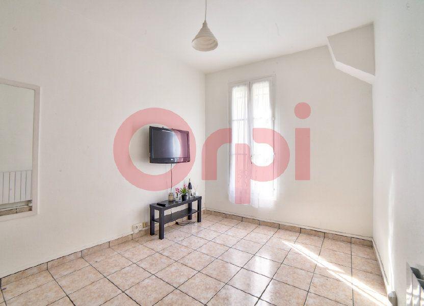 Appartement à vendre 20.21m2 à Villejuif