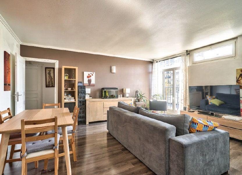 Appartement à vendre 65m2 à Villejuif
