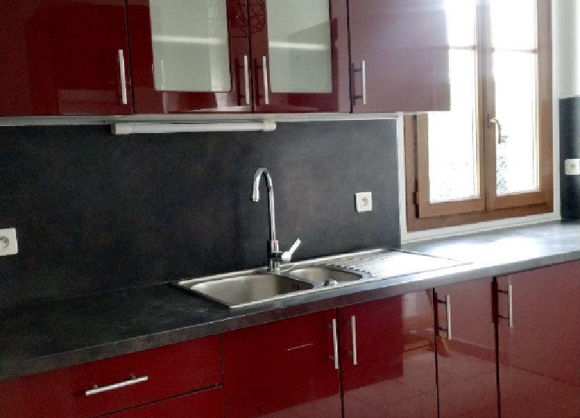 Appartement à louer 68.16m2 à Compiègne