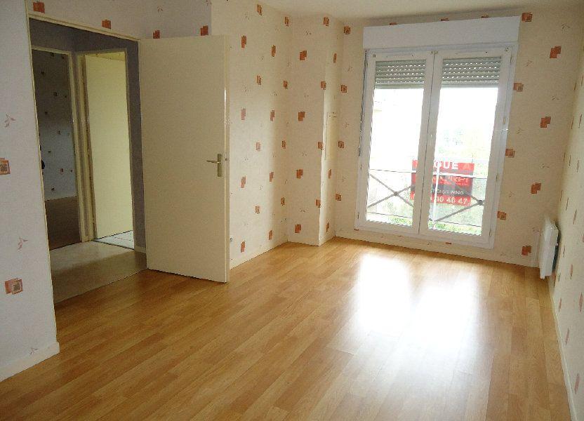 Appartement à louer 45.31m2 à Compiègne