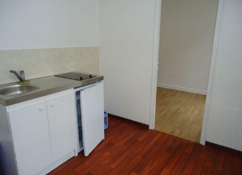 Appartement à louer 23.88m2 à Compiègne