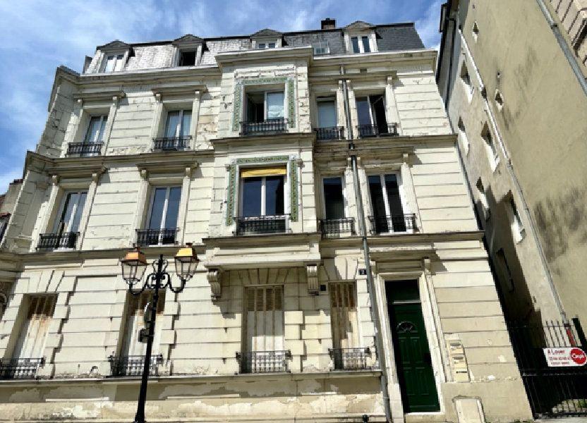 Appartement à louer 17.3m2 à Compiègne
