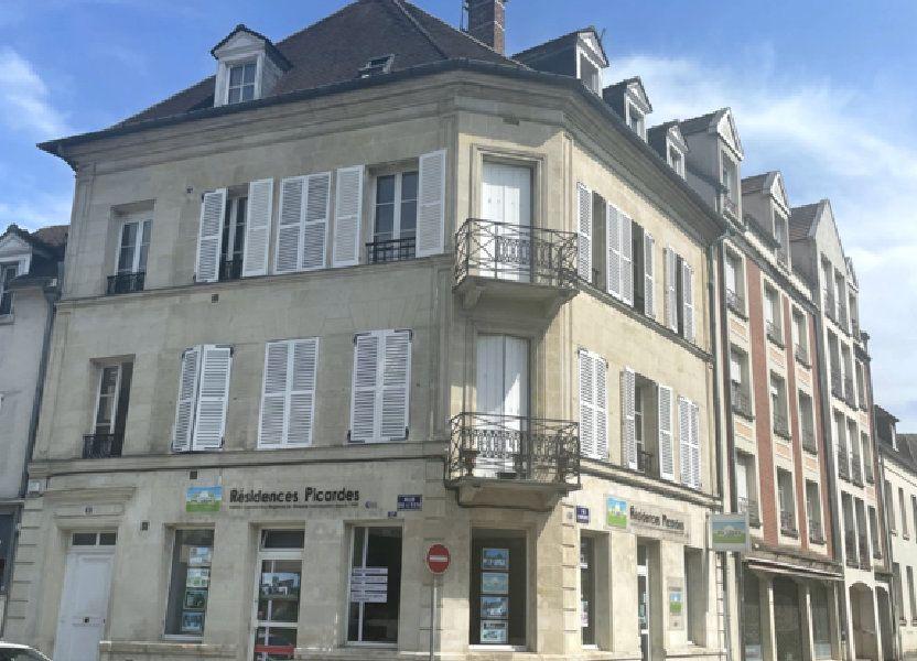 Appartement à louer 13.66m2 à Compiègne